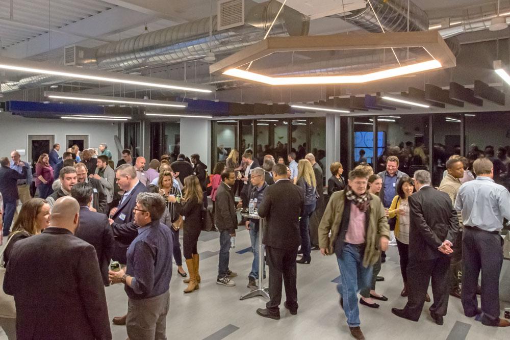 BioXchange networking event