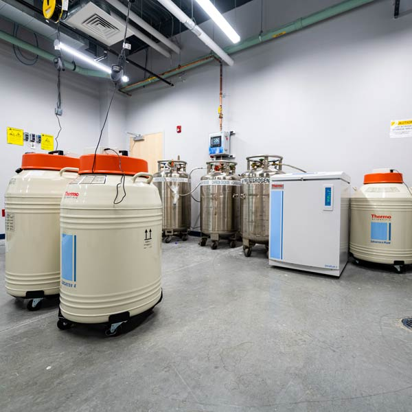Shared lab equipment